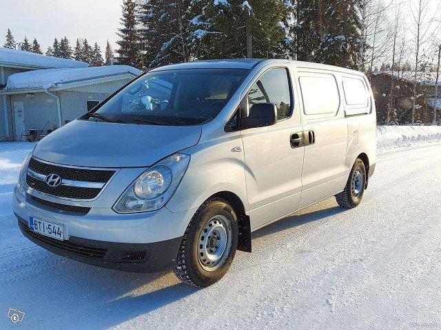 Hyundai H1 Van
