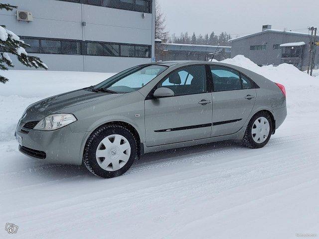 Nissan Primera 3