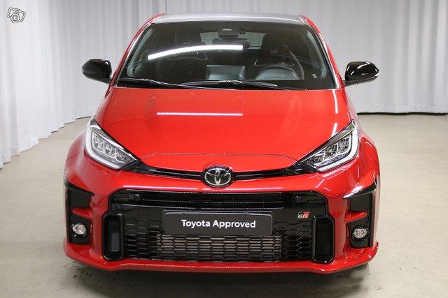 Toyota GR Yaris 4