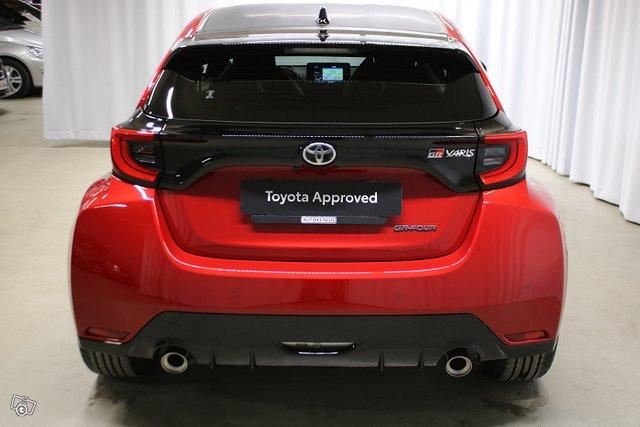 Toyota GR Yaris 5