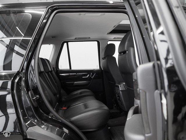 Land Rover Range Rover Sport 8