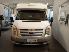 Hobby T 650 FLC, Matkailuautot, Matkailuautot ja asuntovaunut, Vantaa, Tori.fi
