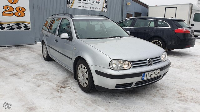 Volkswagen Golf 2