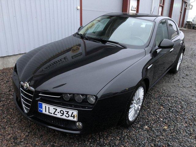 Alfa Romeo 159 2