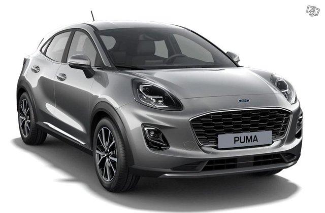 Ford Puma 2
