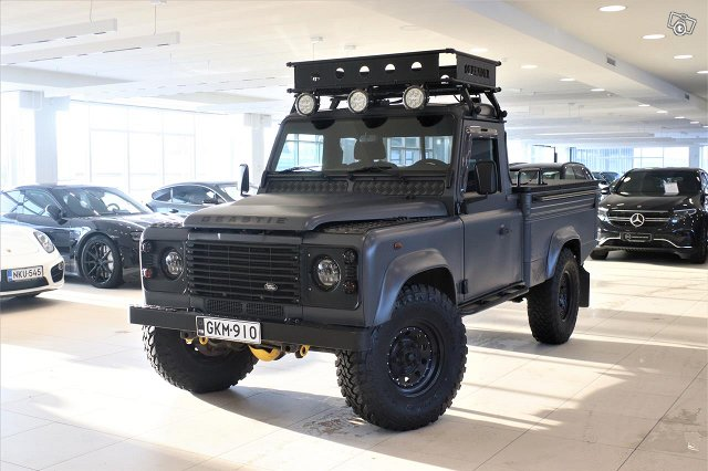 Land Rover Defender, kuva 1