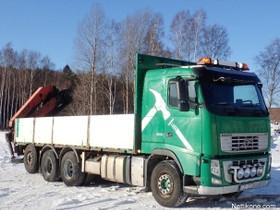 Volvo FH500, 8x4 CRANE TRUCK, Kuljetuskalusto, Työkoneet ja kalusto, Helsinki, Tori.fi