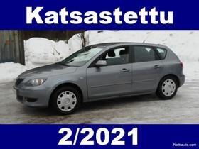 Mazda 3, Autot, Riihimäki, Tori.fi