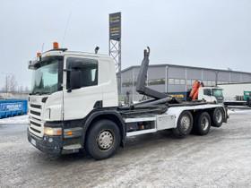 Scania P380 8x2, Kuljetuskalusto, Työkoneet ja kalusto, Turku, Tori.fi