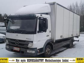 Mercedes-Benz Atego 818l- 97022 / 4220, Kuljetuskalusto, Työkoneet ja kalusto, Hämeenlinna, Tori.fi