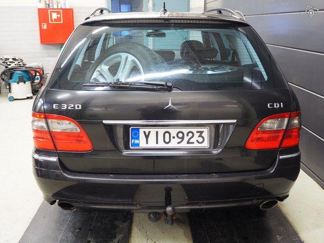 Mercedes-Benz E 320 CDI 4