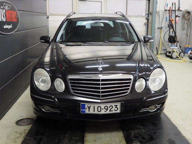 Mercedes-Benz E 320 CDI 5