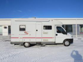 Solifer Mobile 596, Matkailuautot, Matkailuautot ja asuntovaunut, Ylivieska, Tori.fi