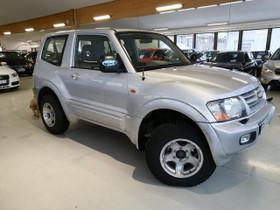 Mitsubishi PAJERO, Autot, Rovaniemi, Tori.fi