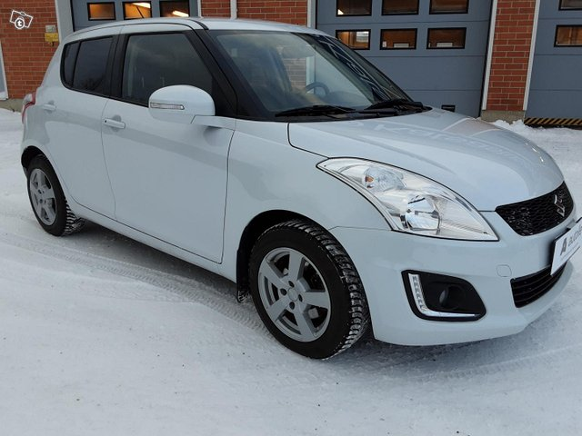 Suzuki Swift 3