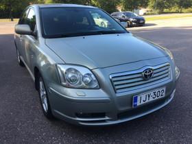 Toyota Avensis, Autot, Naantali, Tori.fi