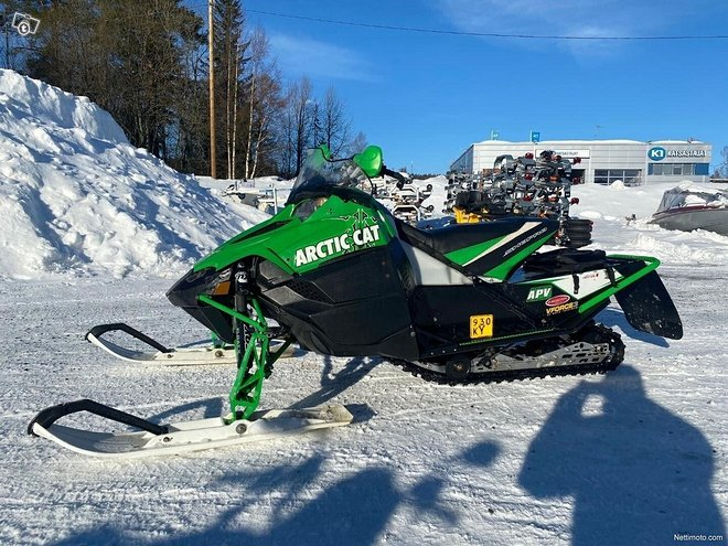 Arctic Cat Sno Pro Cross Country