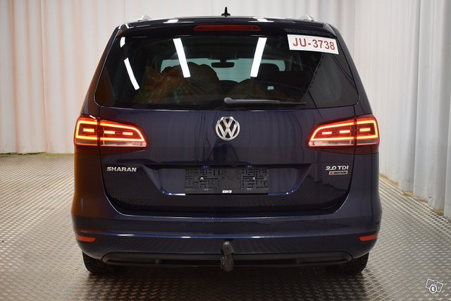 Volkswagen Sharan 5