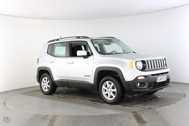 Jeep Renegade 7