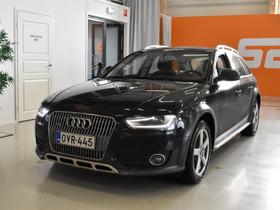 Audi A4 ALLROAD, Autot, Lahti, Tori.fi