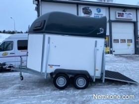 Niewiadow Hevostraileri Derby, Peräkärryt ja trailerit, Auton varaosat ja tarvikkeet, Heinola, Tori.fi