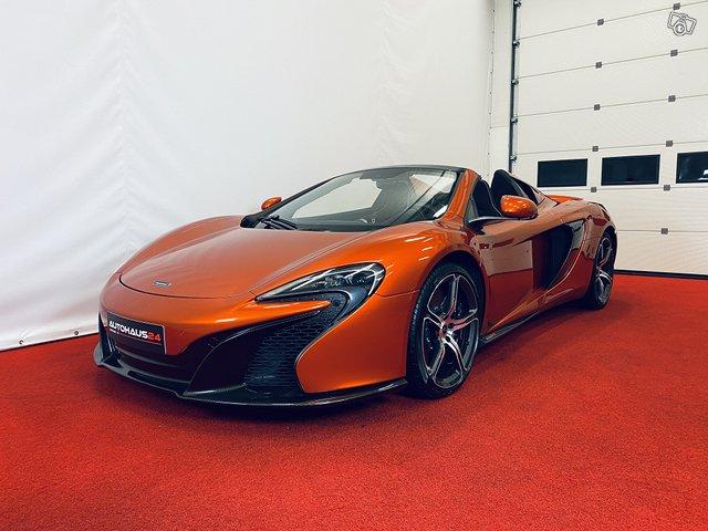 McLaren 650S 4