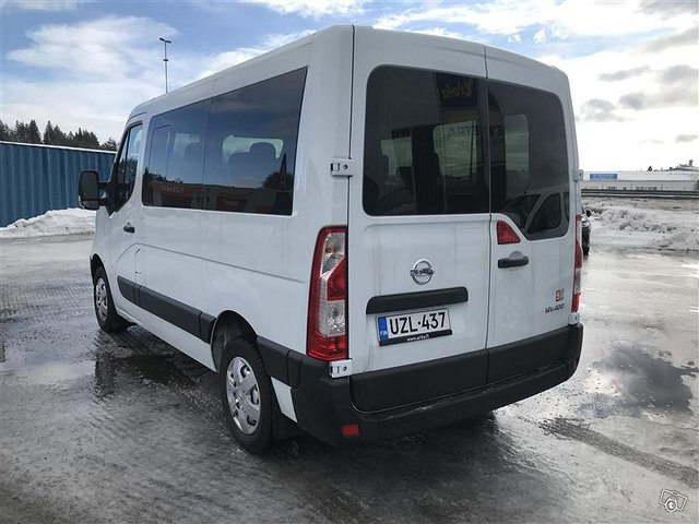 NISSAN NV400 3