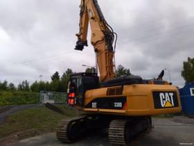 Caterpillar 330D 24m Puomilla + Kuvan Puomi, Muut koneet ja tarvikkeet, Työkoneet ja kalusto, Jyväskylä, Tori.fi