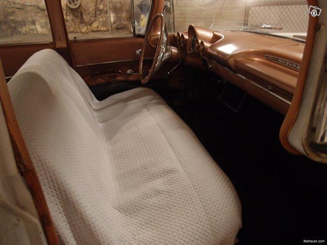 Chevrolet Bel Air 17