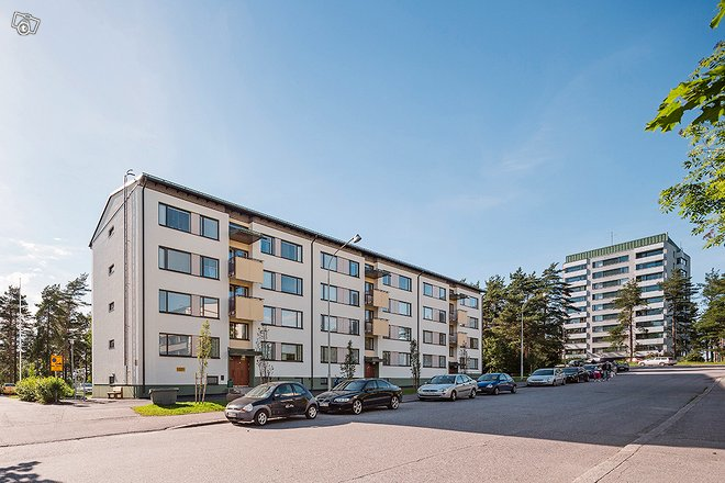 2H+K, Soramäenkatu 4, Kiveriö, Lahti