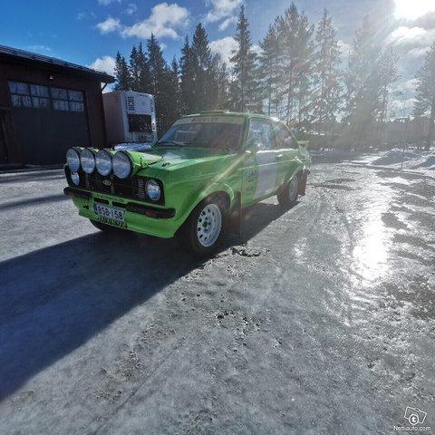 Ford Escort 19