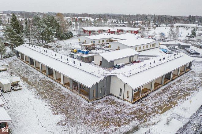 Huittinen Hein-Erkkilä Kyntäjänkatu 4 a Tupak.+ kp