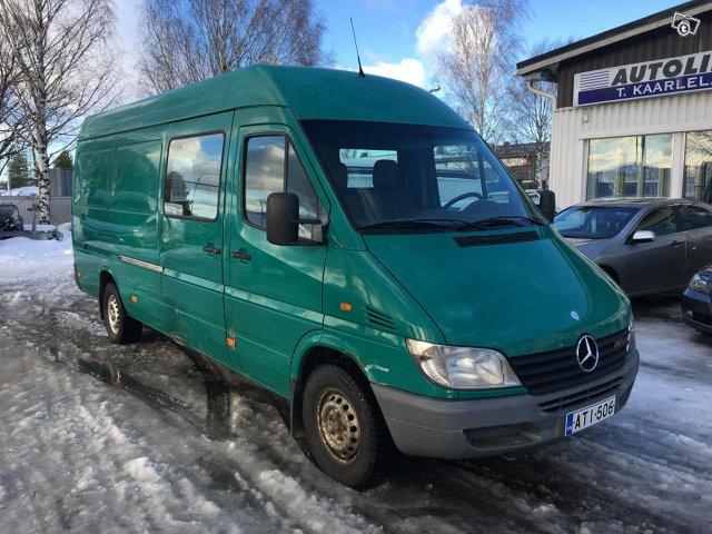 Mercedes-Benz 313cdi 1