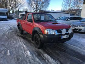 Nissan KING CAB 2.5DI 4x4, Autot, Ylivieska, Tori.fi