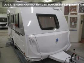 Knaus Sport 400QD Silver, Asuntovaunut, Matkailuautot ja asuntovaunut, Keminmaa, Tori.fi