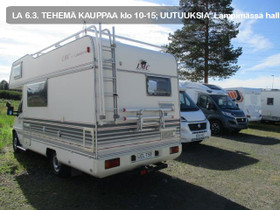 LMC Liberty 560, ALDE, Matkailuautot, Matkailuautot ja asuntovaunut, Keminmaa, Tori.fi