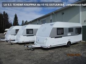Knaus Sport 460 Silver Selection, Asuntovaunut, Matkailuautot ja asuntovaunut, Keminmaa, Tori.fi