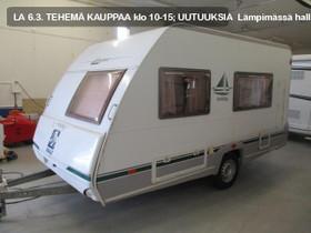 Knaus Eiffelland Holiday 395TF, Asuntovaunut, Matkailuautot ja asuntovaunut, Keminmaa, Tori.fi