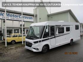 Knaus Live I 700 MEG, Matkailuautot, Matkailuautot ja asuntovaunut, Keminmaa, Tori.fi