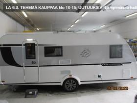 Knaus Sport 550FSK Silver, Asuntovaunut, Matkailuautot ja asuntovaunut, Keminmaa, Tori.fi