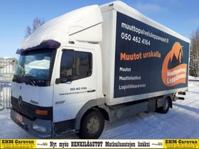 Mercedes-Benz Atego, Kuljetuskalusto, Työkoneet ja kalusto, Hämeenlinna, Tori.fi