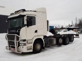Scania R520 8x2, Kuljetuskalusto, Työkoneet ja kalusto, Oulu, Tori.fi