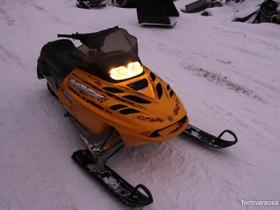 Ski-Doo MXZ 600 Varaosiksi, Moottorikelkan varaosat ja tarvikkeet, Mototarvikkeet ja varaosat, Ilmajoki, Tori.fi