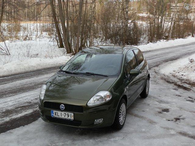 Fiat Grande Punto 9