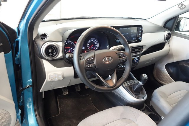 Hyundai I10 12