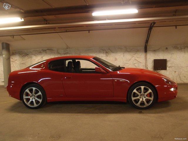 Maserati Coupe 5