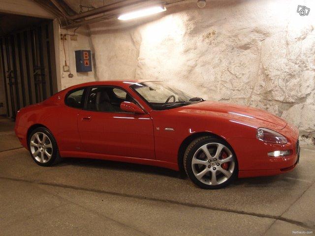 Maserati Coupe 23