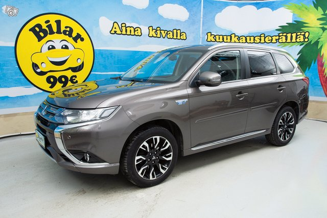 MITSUBISHI OUTLANDER PHEV Executive
