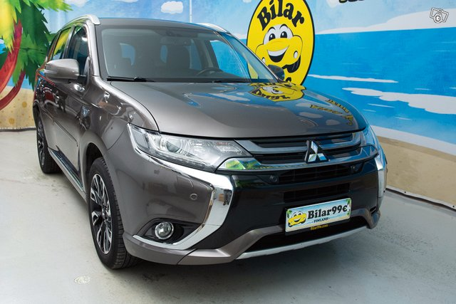 MITSUBISHI OUTLANDER PHEV Executive 5
