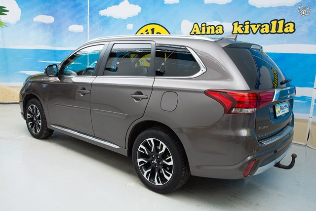 MITSUBISHI OUTLANDER PHEV Executive 10
